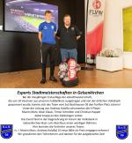 SuS Beckhausen 05 goes Esport Stadtmeisterschaft in Gelsenkirchen